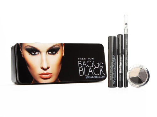 Prestige Back to Black Cosmetics Kit