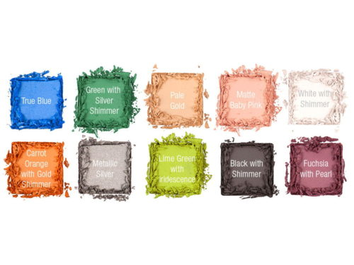 NYX Cosmetics Avant Pop 10 Color Shadow Palette