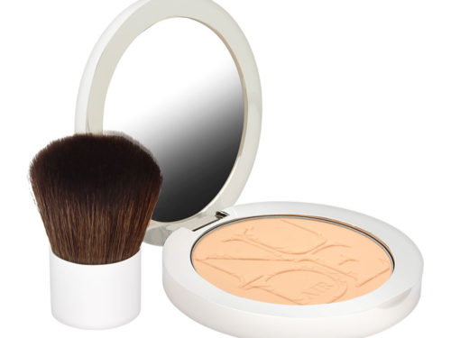 Christian Dior Diorskin Nude Air Powder with Kabuki Brush