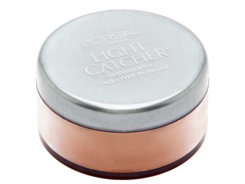 L'Oreal Light Catcher Shimmering All-Over Powder