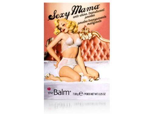 theBalm Sexy Mama Anti Shine Translucent Powder