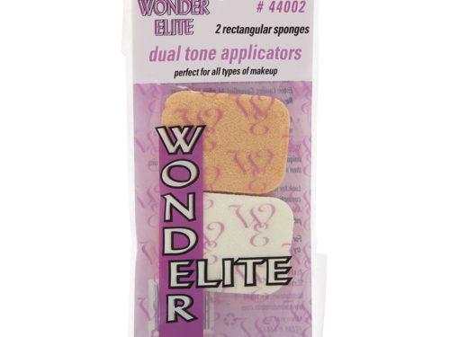 Wonder Elite Dual Tone Rectangular Sponges