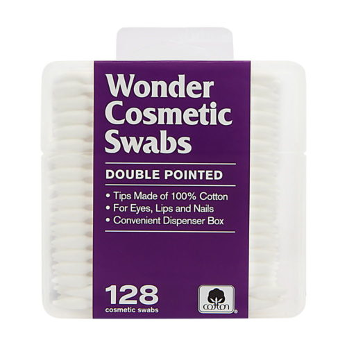 Wonder Cosmetic Swabs - Double Pointed