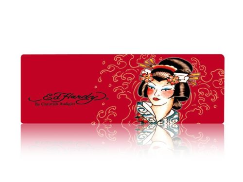 Ed Hardy Geisha Thermal Pouch/Clutch