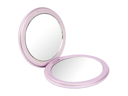 Danielle Pink Compact (Oval)