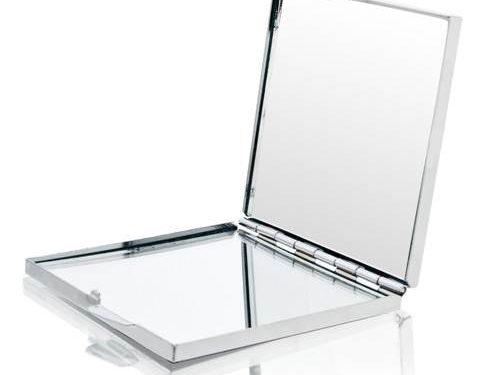 Fleur De Lis Mirror Compact