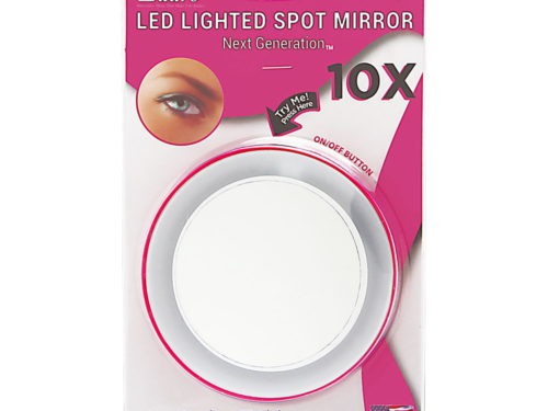 Zadro LED Lighted Spot Mirror (10X)