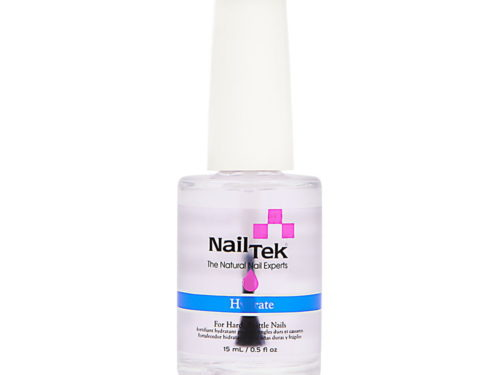 Nail Tek Moisturizing Strengthener 3 Hydrate - For Hard Brittle Nails