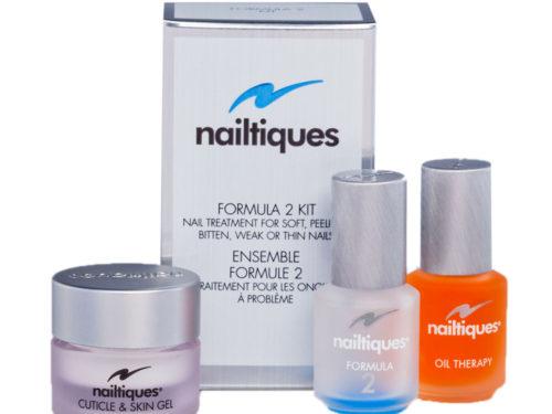 Nailtiques Nail Protein Formula 2 Kit