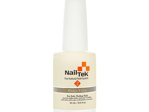 Nail Tek Foundation 2 Ridge Filler - For Soft