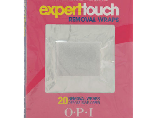 OPI Expert Touch GelColor Removal Wraps