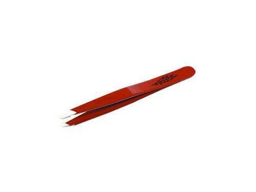 Tweezerman Slant Tweezer - Red