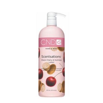 CND Scentsations Black Cherry and Nutmeg Lotion