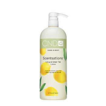 CND Scentsations Citrus and Green Tea Lotion
