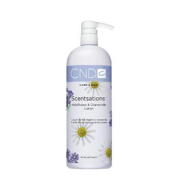 CND Scentsations Wildflower and Chamomile Lotion