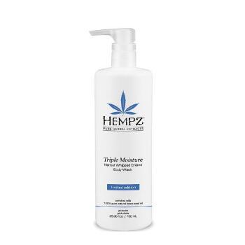 Hempz Triple Moisture Herbal Whipped Creme Body Wash