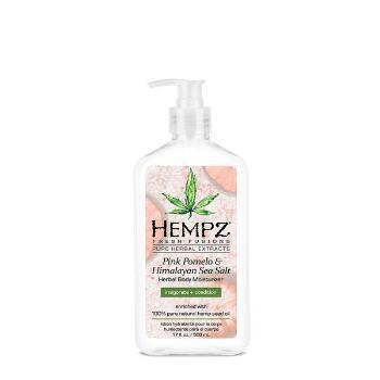 Hempz Pink Pomelo and Himalayan Sea Salt Herbal Body Moisturizer