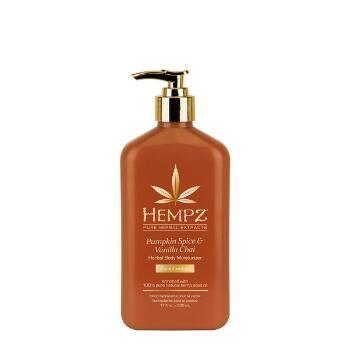 Hempz Pumpkin Spice and Vanilla Chai Herbal Moisturizer