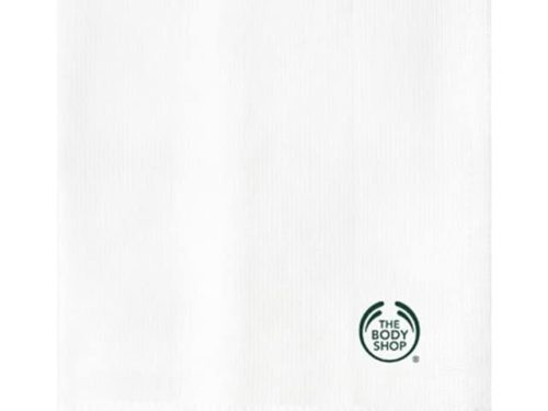 The Body Shop Muslin Cleansing Cloth