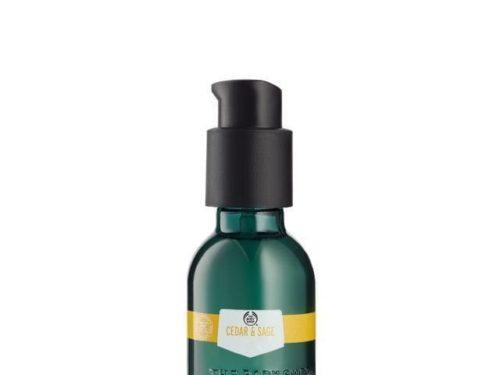 The Body Shop Cedar & Sage Conditioning Beard Oil For Men