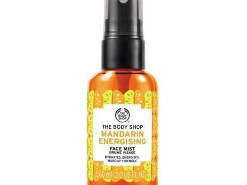 The Body Shop Mandarin Energizing Face Mist