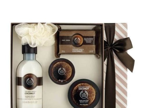 The Body Shop Coconut Essential Selection