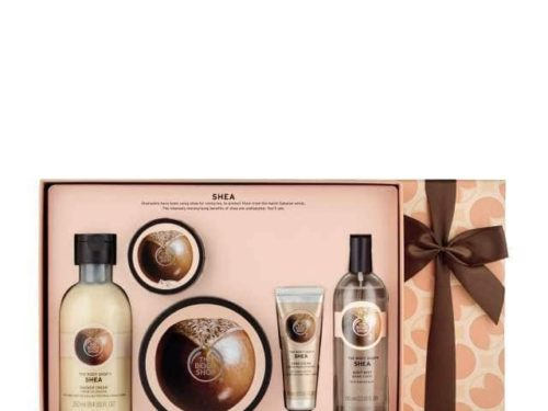 The Body Shop Shea Premium Collection