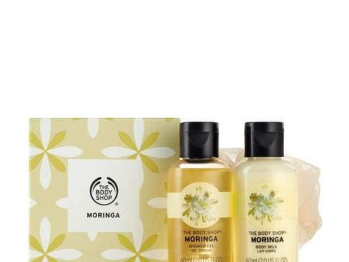 The Body Shop Moringa Treats