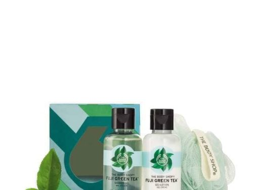 The Body Shop Fuji Green Tea Treats