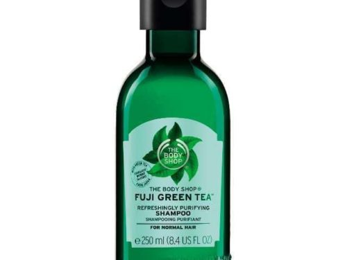 The Body Shop Fuji Green Tea Refreshingly Purifying Shampoo