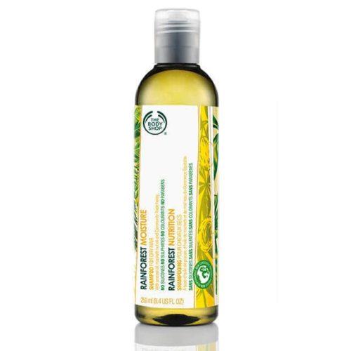 The Body Shop Rainforest Moisture Shampoo