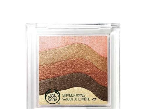 The Body Shop Honey Bronze Shimmer Waves