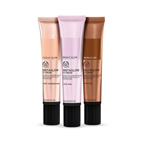 The Body Shop Instaglow Cc Cream