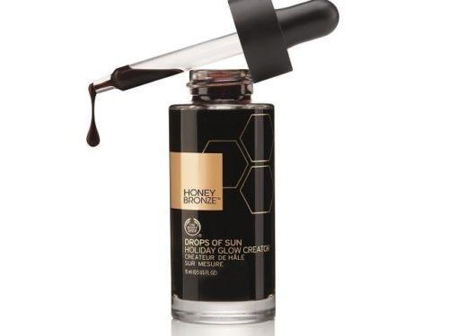 The Body Shop Honey Bronze Drops Of Sun