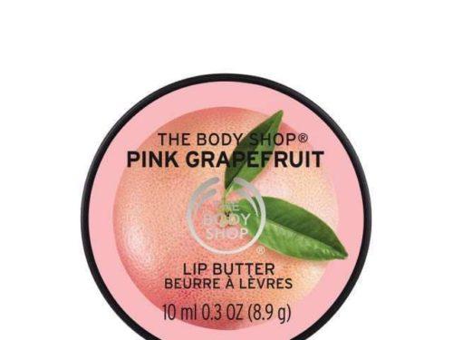 The Body Shop Pink Grapefruit Lip Butter
