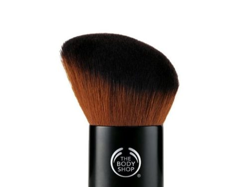 The Body Shop Slanted Kabuki Brush