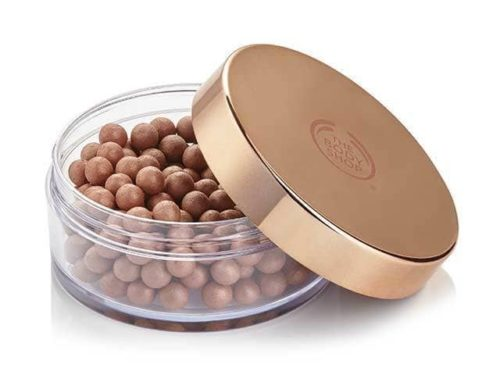 The Body Shop Honey Bronze Brush-on-beads