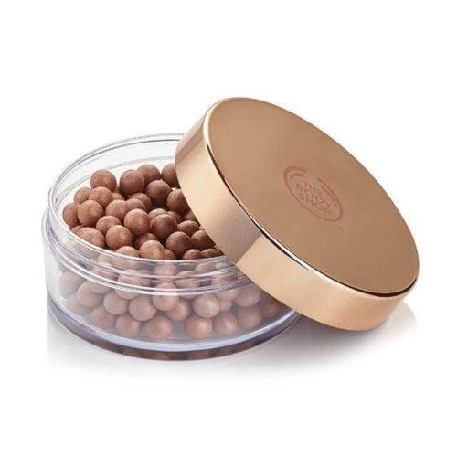 The Body Shop Honey Bronze Brush-on-beads