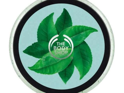 The Body Shop Fuji Green Tea Exfoliating Body Scrub