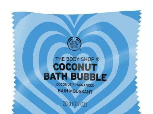 The Body Shop Coconut Fragranced Bath Bubble