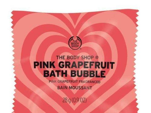 The Body Shop Pink Grapefruit Fragranced Bath Bubble