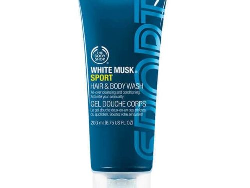 The Body Shop White Musk® Sport Hair And Body Wash
