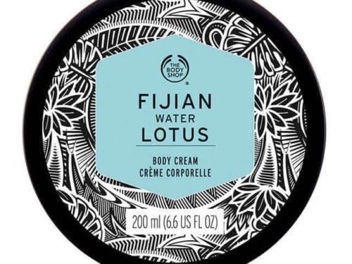 The Body Shop Fijian Water Lotus Body Cream