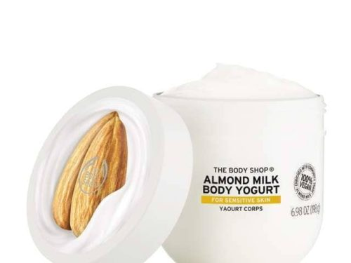 The Body Shop Almond Milk Body Yogurt