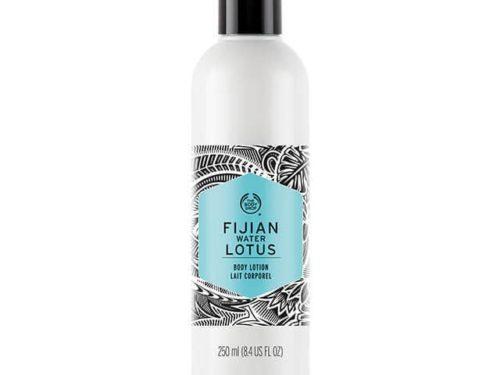 The Body Shop Fijian Water Lotus Body Lotion
