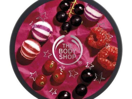 The Body Shop Berry Bonbon Body Butter