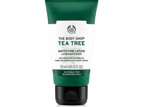 The Body Shop Tea Tree Mattifying Lotion
