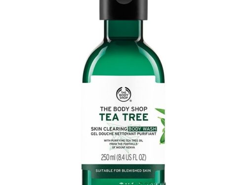 The Body Shop Tea Tree Skin Clearing Body Wash