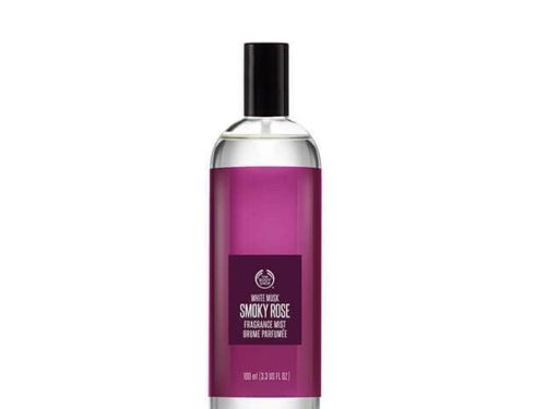 The Body Shop White Musk® Smoky Rose Fragrance Mist