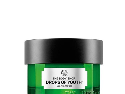 The Body Shop Drops Of Cream